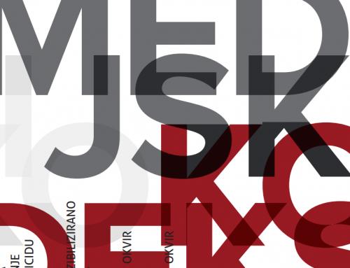 Medijski kodeks – smjernice za senzibilizirano izvještavanje o nasilju prema ženama i femicidu