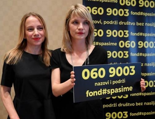 Započela akcija prikupljanja novca za Fond #SPASIME