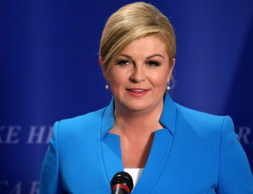 Predsjednica Grabar-Kitarović meta je žestokih neprimjerenih napada