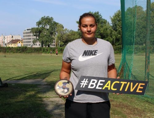#BEACTIVE Uključite se u Europski tjedan sporta