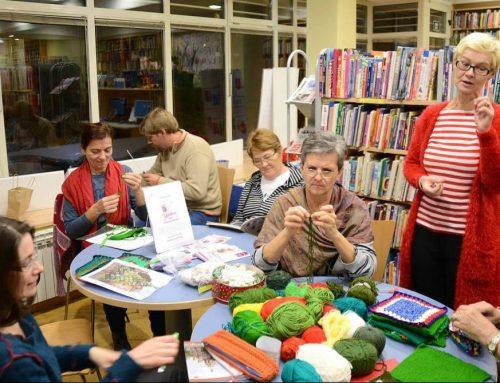 UPLETIMO SE Humanitarna akcija koja ruši sve stereotipe o pletenju i pomaganju drugima