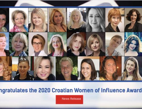 Croatian Women's Network objavila dobitnice nagrada Utjecajne hrvatske žene i Buduće liderice 2020.