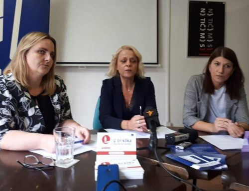 Ženska soba apelira: Preplavljeni smo pozivima,  treba nam hitna pomoć države