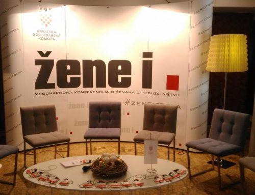 ŽENE I TOČKA 4. Međunarodna konferencija o ženama u poduzetništvu