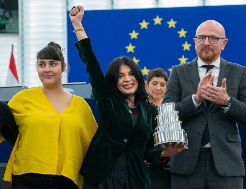 "Film o hrabroj ženi ""Bog postoji, njeno ime je Petrunija"" dobitnik je nagrade LUX Europskog parlamenta"