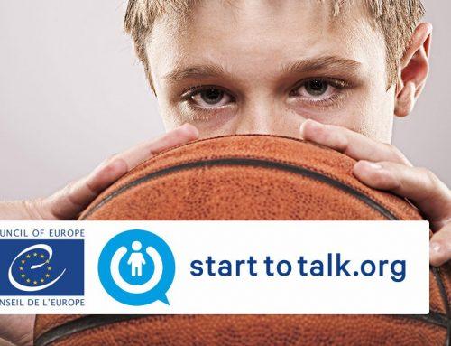 START TO TALK Počela kampanja protiv seksualnog nasilja nad djecom u sportu