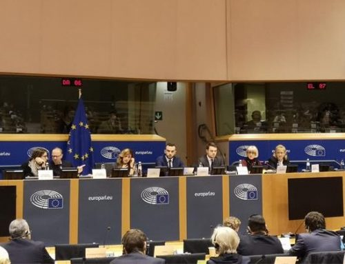Ministrica Bedeković u Bruxellesu: Cilj nam je potaknuti jaču ekonomsku neovisnost žena