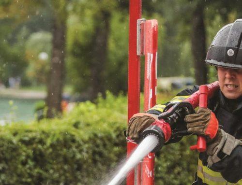 Jasmina Kadija i Mateja Fras – vatrogaskinja s diplomom arhitektice i prva županijska vatrogasna  zapovjednica podijelile su svoja iskustva o ovom zanimanju