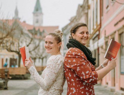 NATAŠA DEBELJAK I MARINA KULEŠ Prijateljice koje zajedno pišu romane o životu mladih žena u Hrvatskoj osvajaju globalno tržište
