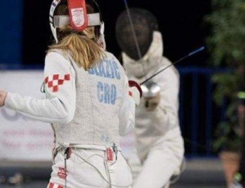 Dorja Blažić državna prvakinja u floretu izrazila emotivnu podršku bolnici u Cremoni u kojoj se nekada liječila
