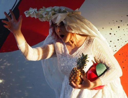 Medijska slika redateljice Morane Foretić između politike i kazališta