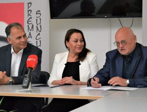 Kajtazi: U suradnji s HOO-om želimo u sportske aktivnosti uključiti širu romsku zajednicu bez obzira na spol i godine
