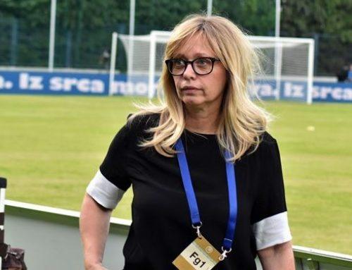 VELIKO PRIZNANJE Iva Olivari delegatkinja UEFA-e na finalu Lige prvaka
