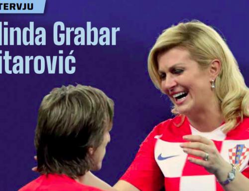 Grabar-Kitarović: Nakon stoljeća borbe za ravnopravnost na svakom koraku nailazimo na zapreke pa tako i u sportu