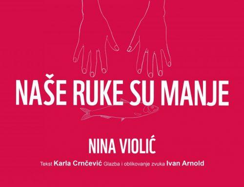 Nina Violić u znanstvenom monologu o nevidljivom radu žena u ribarstvu