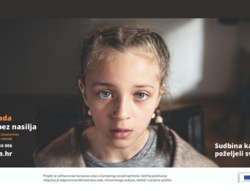 Nacionalna kampanja #empatijasada – zaustavimo nasilje nad ženama i nasilje u obitelji