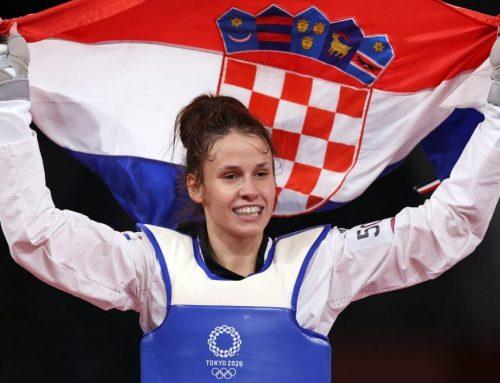 Matea Jelić osvojila zlatnu olimpijsku medalju za najveći uspjeh hrvatskog taekwondoa