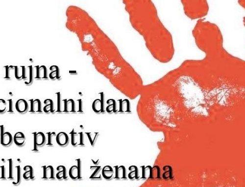 Priopćenje Pravobraniteljice povodom Nacionalnog dana borbe protiv nasilja nad ženama