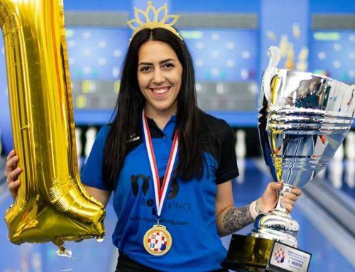 Mirna Bosak: kuglačica i ponosna vlasnica 28 svjetskih medalja