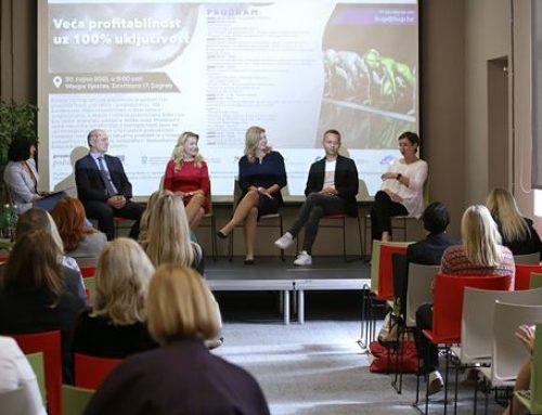 Konferencija HUP-a: Veći broj žena na upravljačkim pozicijama donosi bolje rezultate za kompanije i društvo